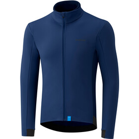 Shimano Wind LS Jersey Men blue